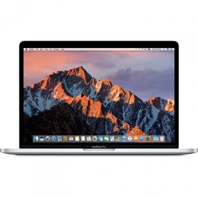 Ноутбук Apple MacBook Pro 13 (MLVP2RU/A) (MLVP2RU/A)Ноутбуки Apple<br>&amp;amp;#039;&amp;amp;#039; with Touch Bar: 2.9GHz dual-core Intel Core i5/8Gb/256GB - Silver<br>
