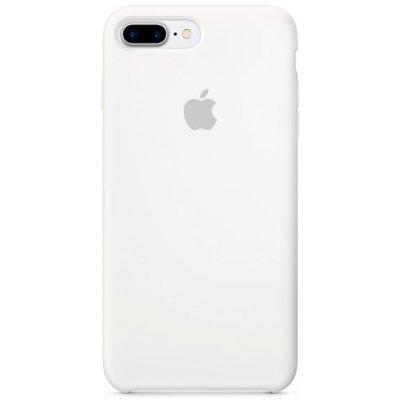 Чехол для смартфона Apple iPhone 7 Plus Silicone Case белый (MMQT2ZM/A)Чехлы для смартфонов Apple<br>чехол для iPhone 7 Plus, белый<br>