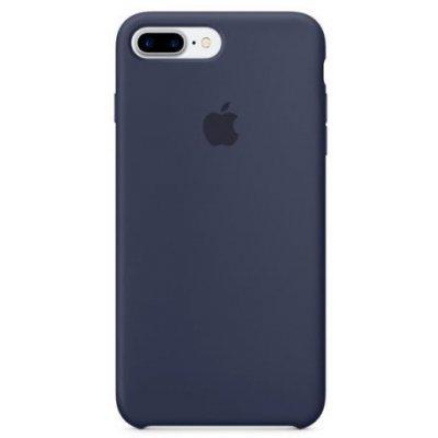 Чехол для смартфона Apple iPhone 7 Plus Silicone Case синий (MMQU2ZM/A)Чехлы для смартфонов Apple<br>чехол для iPhone 7 Plus, синий<br>