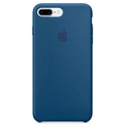 Чехол для смартфона Apple iPhone 7 Plus Silicone Case морская волна (MMQX2ZM/A)Чехлы для смартфонов Apple<br>чехол для iPhone 7 Plus, синий<br>
