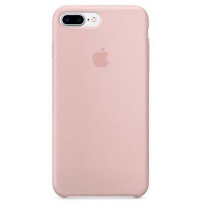 Чехол для смартфона Apple iPhone 7 Plus Silicone Case розовый (MMT02ZM/A)Чехлы для смартфонов Apple<br>чехол для iPhone 7 Plus, розовый<br>