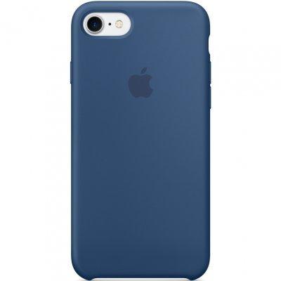 Чехол для смартфона Apple iPhone 7 Silicone Case морская волна (MMWW2ZM/A)