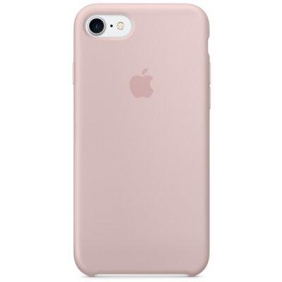 Чехол для смартфона Apple iPhone 7 Silicone Case розовый (MMX12ZM/A) чехол для iphone apple iphone 7 silicone case mist blue mq582zm a