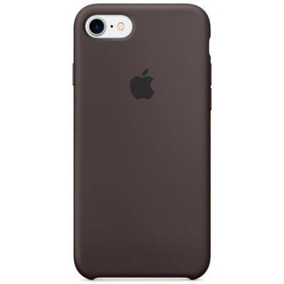 Чехол для смартфона Apple iPhone 7 Silicone Case - Cocoa (MMX22ZM/A)Чехлы для смартфонов Apple<br>чехол для iPhone 7<br>
