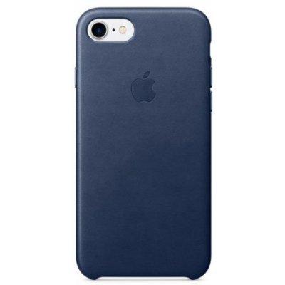 Чехол для смартфона Apple iPhone 7 Leather Case синий (MMY32ZM/A)Чехлы для смартфонов Apple<br>чехол для iPhone 7, синий<br>
