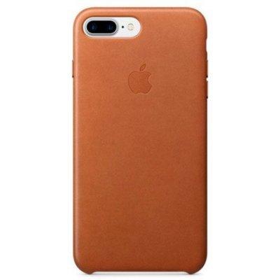 Чехол для смартфона Apple iPhone 7 Plus Leather Case коричневый (MMYF2ZM/A)Чехлы для смартфонов Apple<br>чехол для iPhone 7 Plus, коричневый<br>