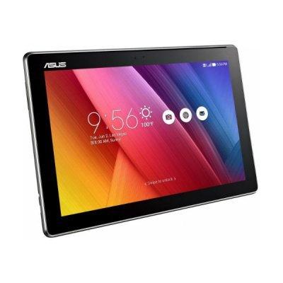 Планшетный ПК ASUS ZenPad 10 Z300CNL 16Gb черный (90NP01T4-M02790)Планшетные ПК ASUS<br>-6A043A 10.1(1280x800 IPS)/Intel Atom Z3560(1.8Ghz)/2048Mb/16Gb/noDVD/Cam/BT/WiFi/LTE/3G/0.5kg/black/Android 6.0<br>