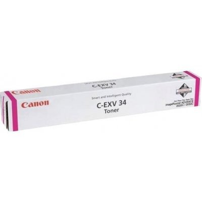 Тонер-картридж для лазерных аппаратов Canon C-EXV44 Magenta (6945B002)Тонер-картриджи для лазерных аппаратов Canon<br>тонер-картридж, magenta (пурпурный), для iR ADVANCE C9280 PRO, 54000 страниц<br>