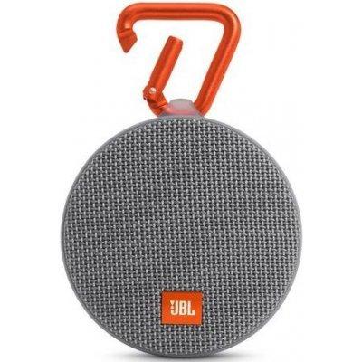 Портативная акустика JBL CLIP 2 серый (JBLCLIP2GRAY)