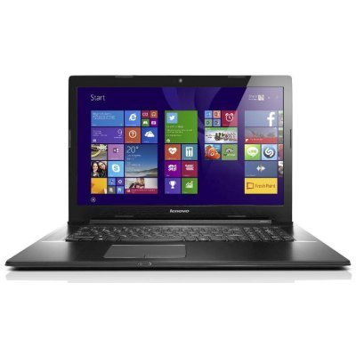 Ноутбук Lenovo IdeaPad G7035 (80Q5005JRK) (80Q5005JRK)Ноутбуки Lenovo<br>Lenovo IdeaPad G7035 A4-6210 4Gb 500Gb AMD Radeon R3 series 17,3 HD+ DVD(DL) BT Cam 2800мАч Win10 Черный 80Q5005JRK<br>
