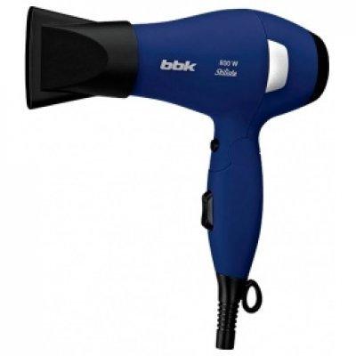 Фен BBK BHD0800 темно-синий (BHD0800) фен bbk bhd0800 компакт темно синий