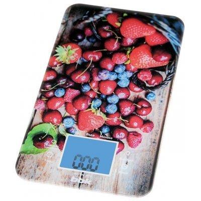 Весы кухонные BBK KS107G черный/красный (KS107G)Весы кухонные BBK<br>Электронные кухонные весы BBK KS107G черный/красный<br>