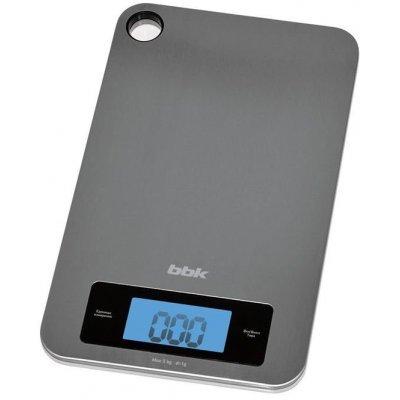 Весы кухонные BBK KS152M металлик (KS152M), арт: 253631 -  Весы кухонные BBK