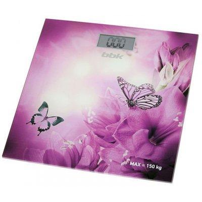 Весы BBK BCS3000G фиолетовый (BCS3000G violet), арт: 253634 -  Весы BBK