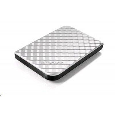 Внешний жесткий диск Verbatim 1TB [53206] (53206)Внешние жесткие диски Verbatim<br>Внешний жесткий диск 1TB Verbatim Store  n  Go Style, 2.5, USB 3.0, Белый<br>