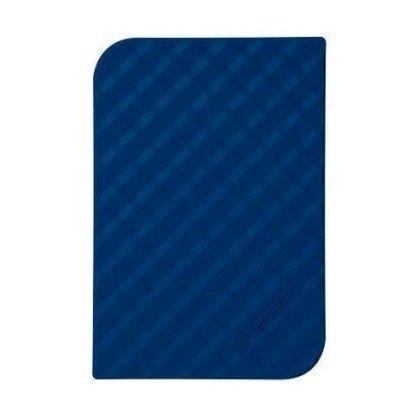 Внешний жесткий диск Verbatim 1TB [53200] (53200)Внешние жесткие диски Verbatim<br>Внешний жесткий диск 1TB Verbatim Store  n  Go Style, 2.5, USB 3.0, Синий<br>