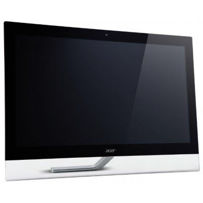 Монитор Acer 27 T272HULBMIDPCZ (UM.HT2EE.010) (UM.HT2EE.010)Мониторы Acer<br>Black (AHVA, LED, Touch, 2560х1440, 5ms, 178°/178°, 350 cd/m, 100`000`000:1, +DVI, +DP, +HDMI, +MM, +USB)<br>
