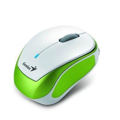 Мышь Genius Micro Traveler 9000R V3 зелёный/белый (31030132102) iconbit nettab matrix hd white nt 0708m