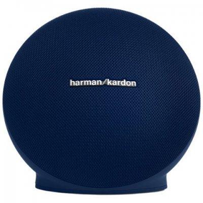 Портативная акустика Harman/Kardon Onyx mini синий (HKONYXMINIBLUEU)Портативная акустика Harman/Kardon<br>Акустическая система Harman Kardon Onyx mini синий<br>