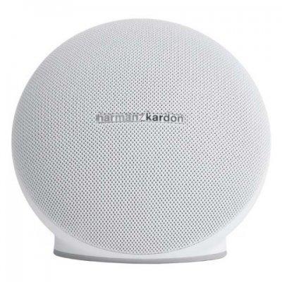 Портативная акустика Harman/Kardon Onyx mini белый (HKONYXMINIWHTEU) портативная акустическая система harman kardon onyx studio 3 серый onyxstudio3grayeu