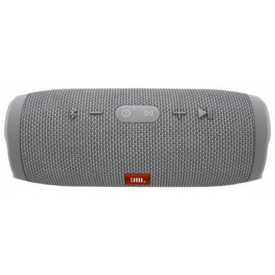 Портативная акустика JBL Charge 3 серый (JBLCHARGE3GRAYEU)