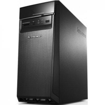 Настольный ПК Lenovo IdeaCentre 300-20ISH (90DA00HYRS) (90DA00HYRS)Настольные ПК Lenovo<br>IdeaCentre 300-20ISH/Intel Core i7-6700 3.40GHz Quad/8GB/2TB SSHD/GF GTX750TI 2GB/DVD-RW/CR/W10H/1Y/BLACK<br>