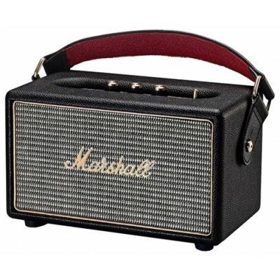 Портативная акустика Marshall Killburn черный (04091189)Портативная акустика Marshall<br>портативная акустика 2.1<br>мощность 2x5 Вт<br>мощность сабвуфера 15 Вт<br>питание от сети, от батарей<br>линейный вход<br>Bluetooth<br>