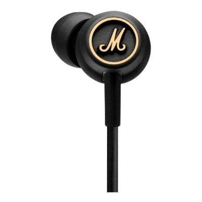 Наушники Marshall Mode EQ (04090940)Наушники Marshall<br>наушники с микрофоном<br>вставные (затычки), закрытые<br>чувствительность 99 дБ<br>импеданс 39 Ом<br>разъем mini jack 3.5 mm<br>