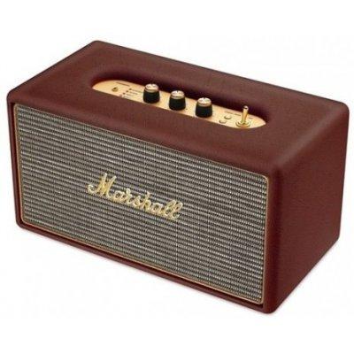 Портативная акустика Marshall Stanmore BT коричневый 04091628 (04091628)Портативная акустика Marshall<br>Акустическая система Stanmore BT, коричневый 04091628<br>