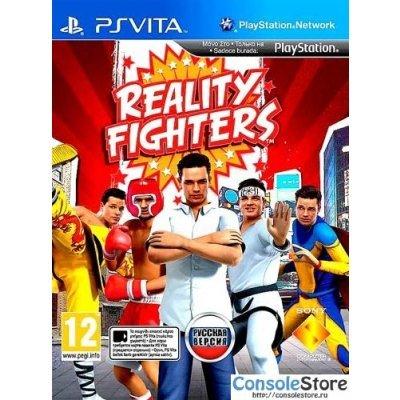Игра для игровой консоли Sony Reality Fighters PS Vita, русская версия (RealityFighters) футболка befree befree be031ewuxs25