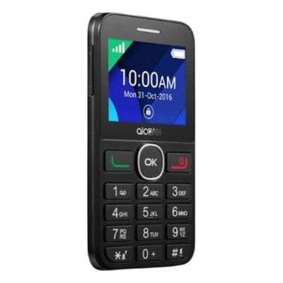 Мобильный телефон Alcatel Tiger XTM 2008G черный (2008G-3EALRU1), арт: 253776 -  Мобильные телефоны Alcatel