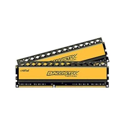 Модуль оперативной памяти ПК Crucial BLT2C4G3D21BCT1J (BLT2C4G3D21BCT1J)Модули оперативной памяти ПК Crucial<br>Память DDR3 2x4Gb 2133MHz Crucial BLT2C4G3D21BCT1J RTL PC3-17000 CL11 DIMM 240-pin 1.65В kit<br>