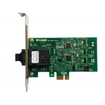 Сетевая карта для сервера D-Link DFE-560FX (DFE-560FX) сетевой адаптер d link dfe 520tx 10 100mbps oem