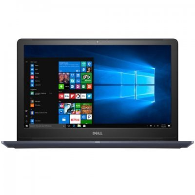 Ноутбук Dell Vostro 5568 (5568-3027) (5568-3027)Ноутбуки Dell<br>Ноутбук Dell Vostro 5568 Core i5 7200U/8Gb/1Tb/nVidia GeForce GTX 940MX 2Gb/15.6/FHD (1920x1080)/Windows 10 Home 64/lt.blue/WiFi/BT/Cam<br>