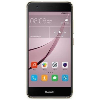 Смартфон Huawei Nova золотистый (51090XKY) смартфон