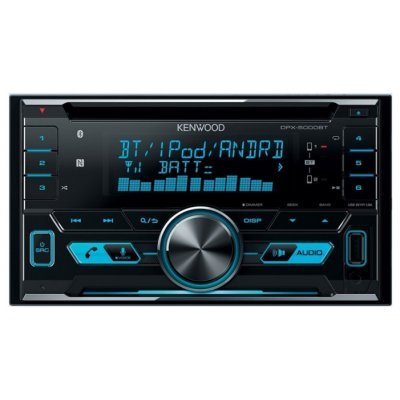 Автомагнитола Kenwood DPX-5000BT (DPX-5000BT) автомагнитола