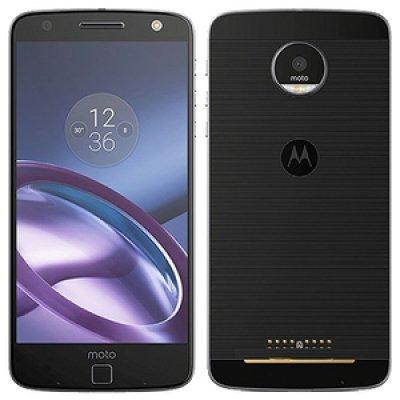 Смартфон Motorola MOTO Z XT1650-03 черный/серый (SM4389AE7U1) смартфон motorola moto z xt1650 5 5 qhd 2560х1440 qualcomm snapdragon 820 4gb 32gb dual sim sd lte wifi bt 13mp fingerprint sensor android 6 0 black