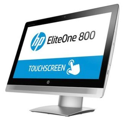 Моноблок HP EliteOne 800 G2 (V6K42EA) (V6K42EA)Моноблоки HP<br>All-in-One Touch 23(1920 x 1080) Core i3-6100,4GB DDR4 (1x4GB),128GB 3D SSD,SuperMulti DVD, Intel 8260 802.11ac BT Vpro,Win10Pro(64-bit),3-3-<br>