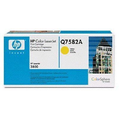 Тонер-картридж для лазерных аппаратов HP 503A Ylw Q7582AC (Q7582AC)Тонер-картриджи для лазерных аппаратов HP<br>HP 503A Ylw Contract LJ Toner Cartridge<br>