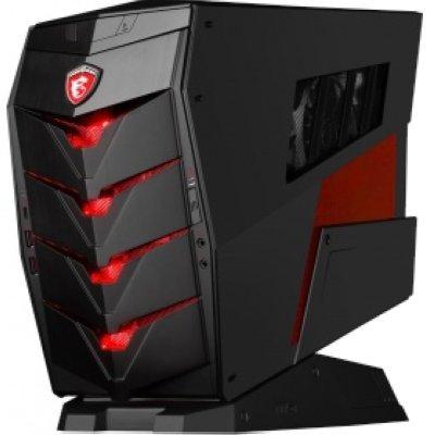 Настольный ПК MSI Aegis-074RU (9S6-B90111-074)Настольные ПК MSI<br>Intel Core i5 6400(2.7Ghz)/8192Mb/1000+128SSDGb/DVDrw/Ext:nVidia GeForce GTX1060(6144Mb)/BT/WiFi/war 3y/11kg/black/W10<br>