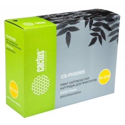 Картридж совместимый для лазерных принтеров Cactus CS-PH3250S (CS-PH3250S) тонер картридж cactus cs ep22s