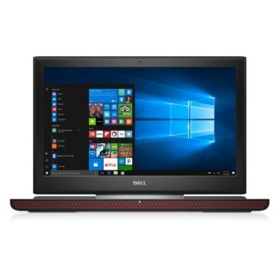 Ноутбук Dell Inspiron 7566 (7566-9647) (7566-9647)Ноутбуки Dell<br>Ноутбук Dell Inspiron 7566 Core i5 6300HQ/8Gb/1Tb/SSD8Gb/nVidia GeForce GTX 960M 4Gb/15.6/FHD (1920x1080)/Windows 10 64/black/WiFi/BT/Cam<br>