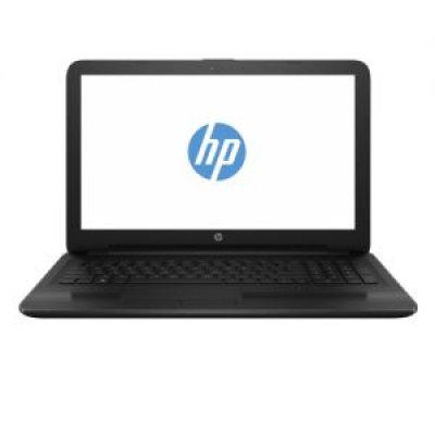 Ноутбук HP 15-ay006ur (W9A29EA) (W9A29EA)Ноутбуки HP<br>Ноутбук HP 15-ay006ur Celeron N3060/4Gb/500Gb/Intel HD Graphics/15.6/HD (1366x768)/Free DOS/black/WiFi/BT/Cam<br>