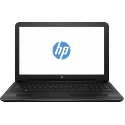 Ноутбук HP 15-ay013ur (W6Y53EA) (W6Y53EA)Ноутбуки HP<br>Ноутбук HP 15-ay013ur Celeron N3060/2Gb/500Gb/Intel HD Graphics/15.6/HD (1366x768)/Free DOS/black/WiFi/BT/Cam<br>