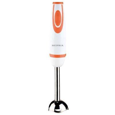 Блендер Supra HBS-730 оранжевый (HBS-730 оранжевый)Блендеры Supra<br>Блендер погружной Supra HBS-730 700Вт оранжевый<br>