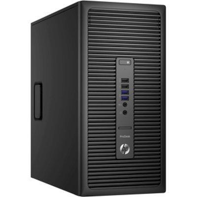 Настольный ПК HP ProDesk 600G2 MT (X3J40EA) (X3J40EA)Настольные ПК HP<br>Core i5-6500,8GB DDR4-2133 (1x8GB),256GB 3D SSD,HPMCR,Win10Pro(64-bit),3-3-3 Wty<br>