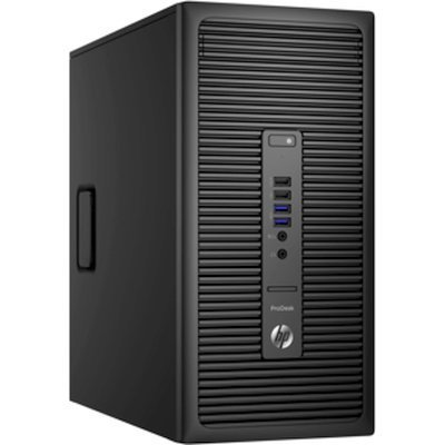 Настольный ПК HP ProDesk 600G2 MT (Y4V00EA) (Y4V00EA)Настольные ПК HP<br>Core i5-6500,8GB DDR4-2133 (1x8GB),HP 512GB TurboG2 SSD-PCIe Card,DVDRW,USB kbd/mouse,Win10Pro(64-bit),3-3-3 Wty<br>