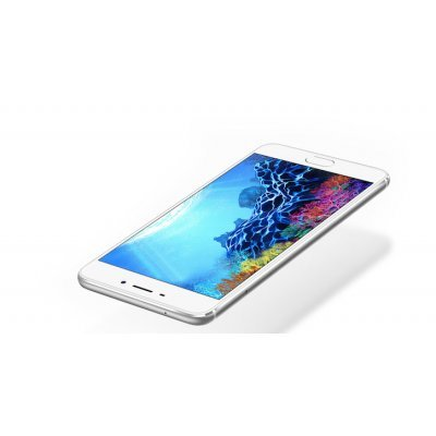 Смартфон Meizu M5 Note 32GB (M621H) Серебристый (M621H-32-S) смартфон meizu m5 note m621h 16gb серебристый