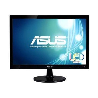 Монитор ASUS 18.5 VS197DE (90LMF1301T02201C-) (90LMF1301T02201C-)Мониторы ASUS<br>ЖК-монитор с диагональю 18.5<br>тип матрицы экрана TFT TN<br>разрешение 1366x768 (16:9)<br>яркость 200 кд/м2<br>время отклика 5 мс<br>