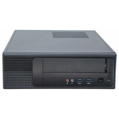Корпус системного блока Chieftec FN-03B 350W (4710713233669)Корпуса системного блока Chieftec<br>компьютерный корпус Slim-Desktop<br>блок питания 350 Вт<br>форм-фактор mATX<br>спереди: USB x2, наушн., микр.<br>материал: сталь<br>габариты: 296x95x415 мм<br>вес 4.65 кг<br>